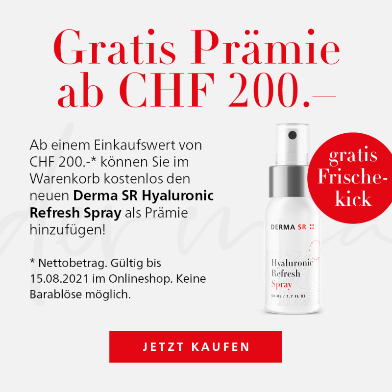 https://www.swiss-color.ch/de/derma-sr/home-care/spezialpflege/2382/hyaluronic-refresh-spray?number=30600
