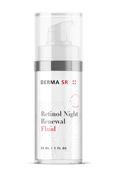 Retinol Night Renewal Fluid