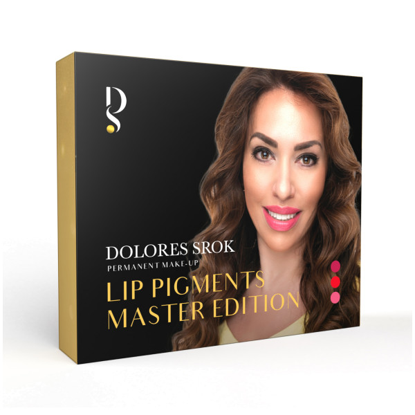 Lip Pigments Master Edition by Dolores Srok