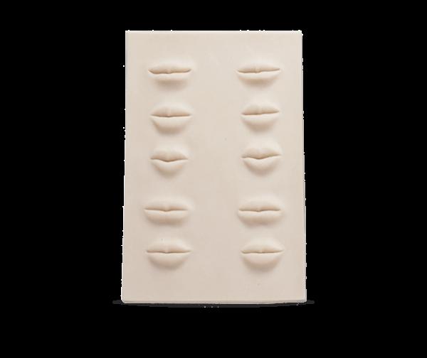 3D Übungsmatte Lippe